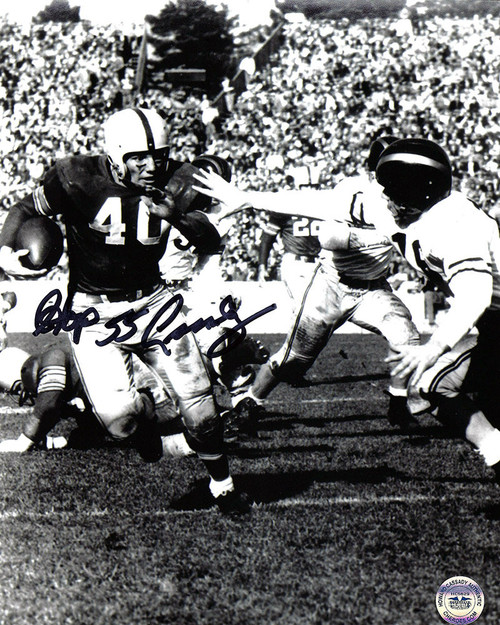 "Howard ""Hopalong"" Cassady OSU 8-6 8x10 Photo - Certified Authentic"