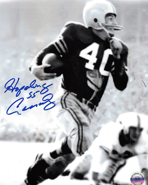 "Howard ""Hopalong"" Cassady OSU 8-11 8x10 Photo - Certified Authentic"