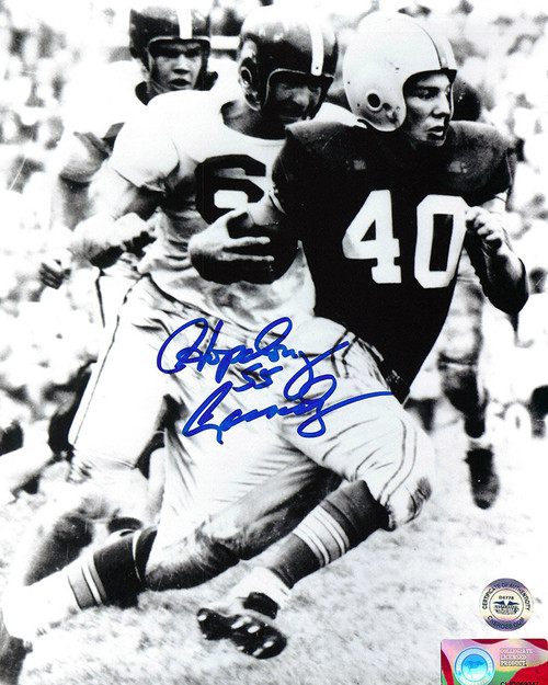 "Howard ""Hopalong"" Cassady OSU 8-14 8x10 Photo - Certified Authentic"
