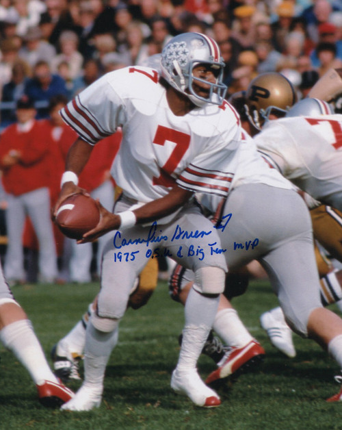 Cornie Green OSU 8-6 8x10 Autographed Photo - Certified Authentic