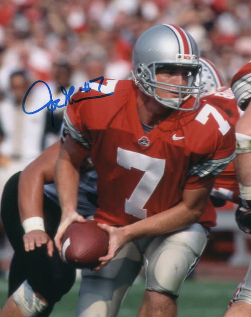 Joe Germaine OSU 8-6 8x10 Autographed Photo - Certified Authentic