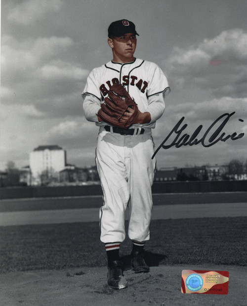 Galen Cisco OSU 8-7 8x10 Autographed Photo - Certified Authentic