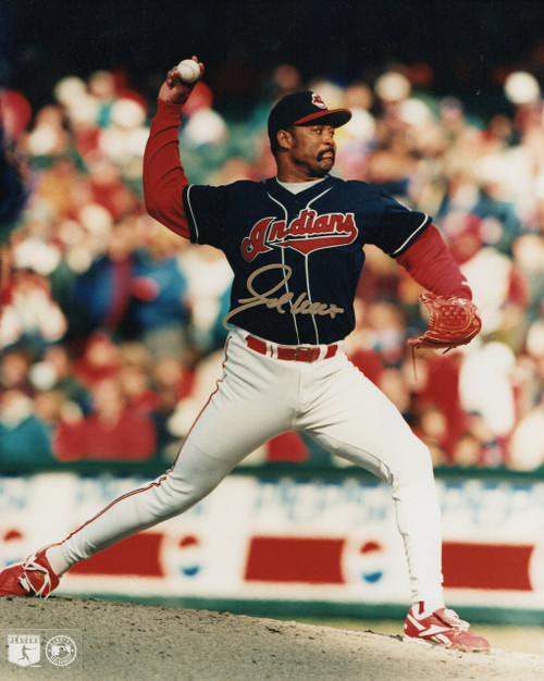 Jose Mesa Cleveland Indians 8-3 8x10 Autographed Photo - Certified Authentic