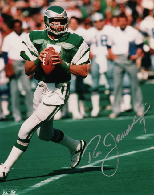 Ron Jaworski Philadelphia Eagles 8-1 8x10 Autographed Photo - Certified Authentic