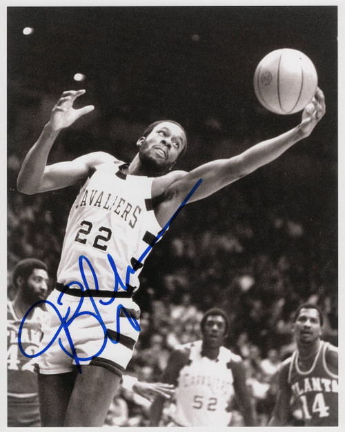 Jim Chones Cleveland Cavaliers 8-1 8x10 Autographed Photo - Certified Authentic