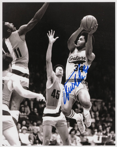 Austin Carr Cleveland Cavaliers 8-1 8x10 Autographed Photo - Certified Authentic