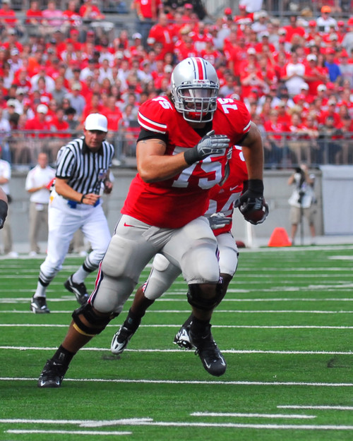 Alex Boone Ohio State Buckeyes Licensed Unsigned Photo