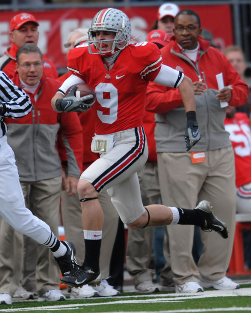 Brian Hartline Ohio State Buckeyes Licensed Unsigned Photo (3)