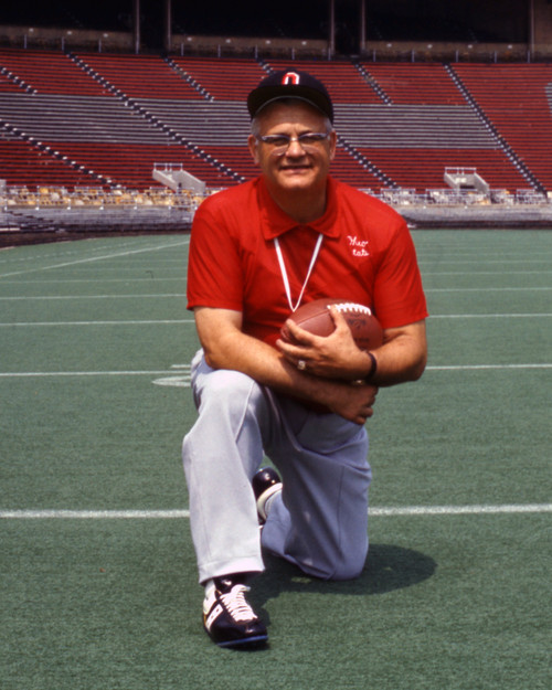Woody Hayes Ohio State Buckeyes Licensed Unsigned Photo (10)