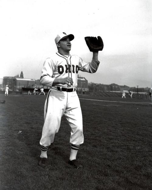 Vic Janowicz Ohio State Buckeyes Licensed Unsigned Photo