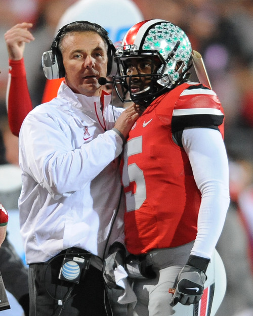 Braxton Miller Ohio State Buckeyes Licensed Unsigned Photo (2)