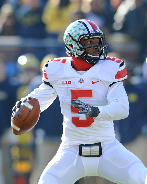 Braxton Miller Ohio State Buckeyes Licensed Unsigned Photo (3)