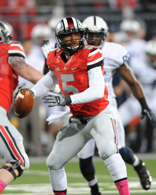 Braxton Miller Ohio State Buckeyes Licensed Unsigned Photo (6)