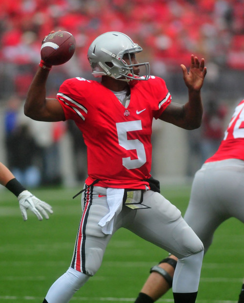 Braxton Miller Ohio State Buckeyes Licensed Unsigned Photo (8)