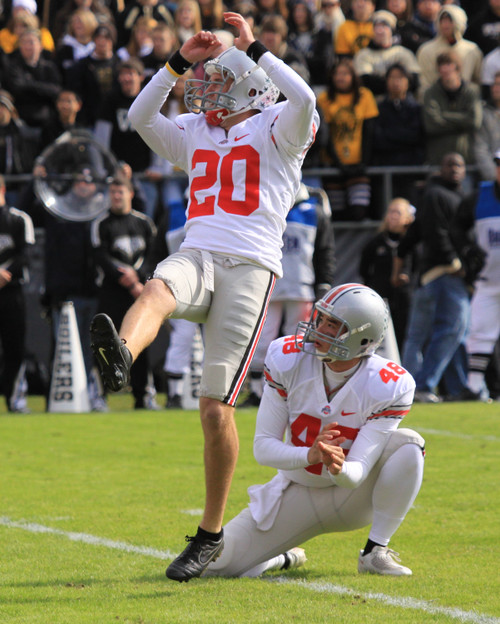 Aaron Petrey Ohio State Buckeyes Licensed Unsigned Photo