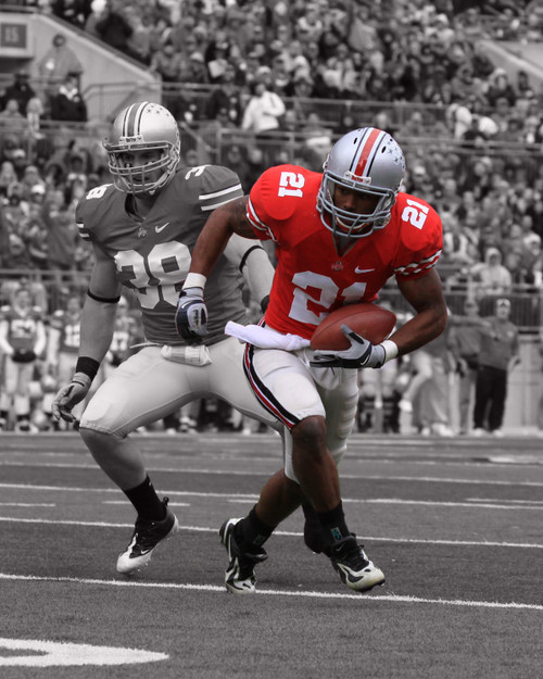 Anderson Russell Ohio State Buckeyes Licensed Unsigned Photo (2)