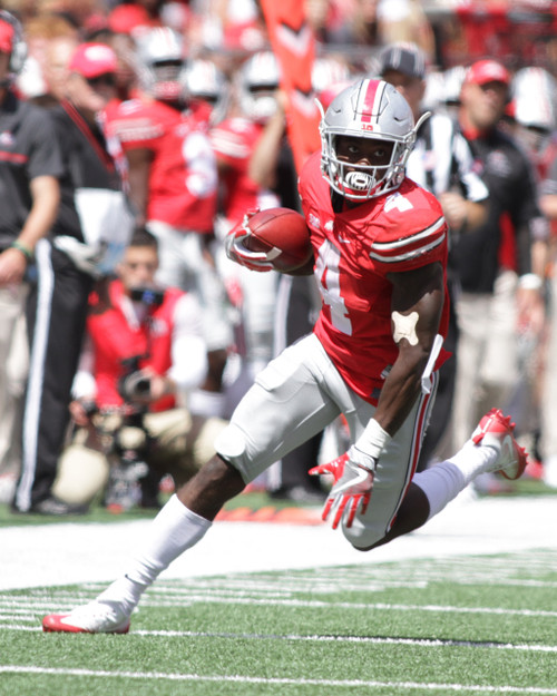 Curtis Samuel Ohio State Buckeyes Licensed Unsigned Photo