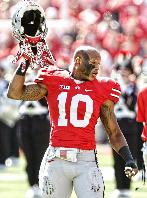 Ryan Shazier Ohio State Buckeyes Licensed Unsigned Photo (2)