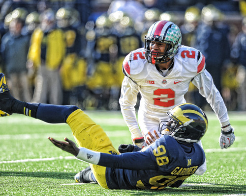 Ryan Shazier Ohio State Buckeyes Licensed Unsigned Photo (5)