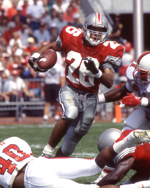 Robert Smith Ohio State Buckeyes Licensed Unsigned Photo (2)