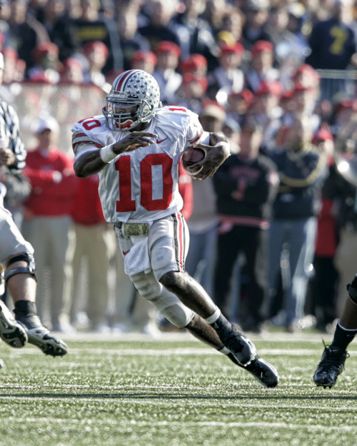 Troy Smith Ohio State Buckeyes Licensed Unsigned Photo (2)