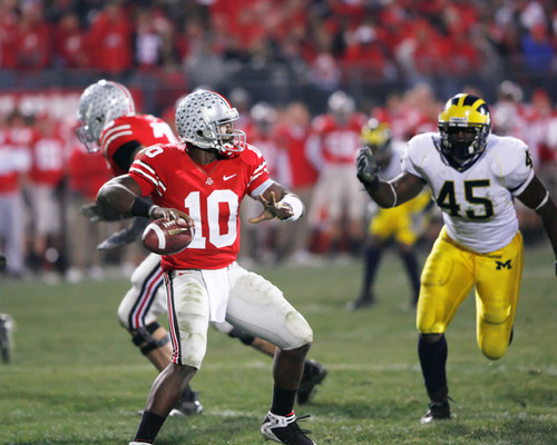 Troy Smith Ohio State Buckeyes Licensed Unsigned Photo (3)