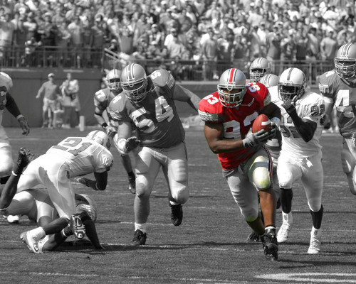 Will Smith Ohio State Buckeyes Licensed Unsigned Photo