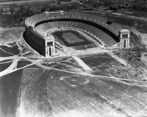 1923 Stadium Ohio State Buckeyes Licensed Unsigned Photo