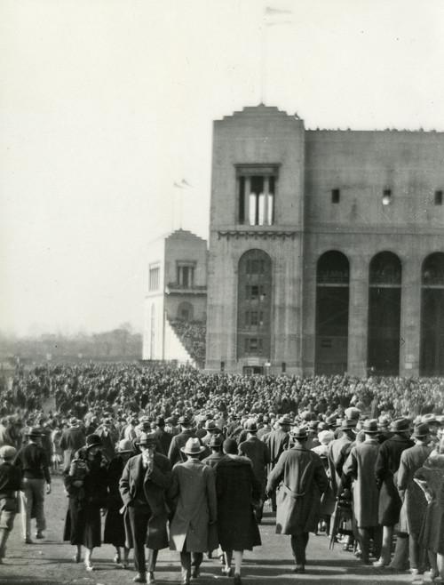 1930s Stadium Ohio State Buckeyes Licensed Unsigned Photo