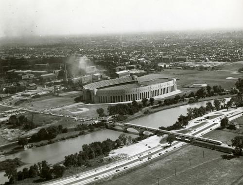 1948 Stadium Ohio State Buckeyes Licensed Unsigned Photo