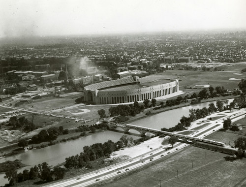 1948 Stadium Ohio State Buckeyes Licensed Unsigned Photo