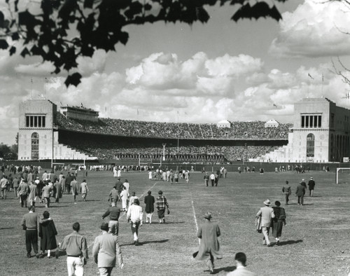 1950s Stadium Ohio State Buckeyes Licensed Unsigned Photo
