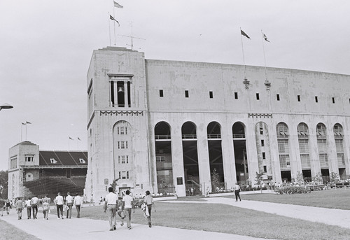 1970 Stadium Ohio State Buckeyes Licensed Unsigned Photo