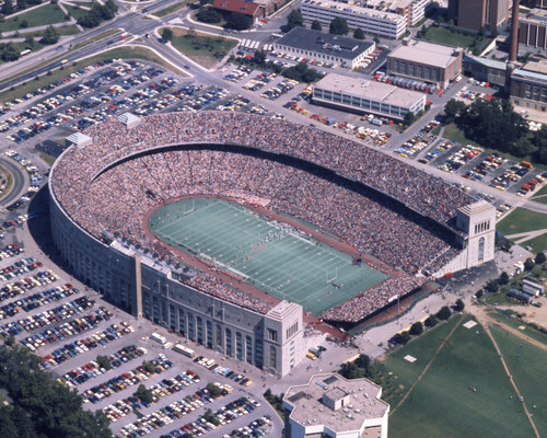 1980s Stadium Ohio State Buckeyes Licensed Unsigned Photo
