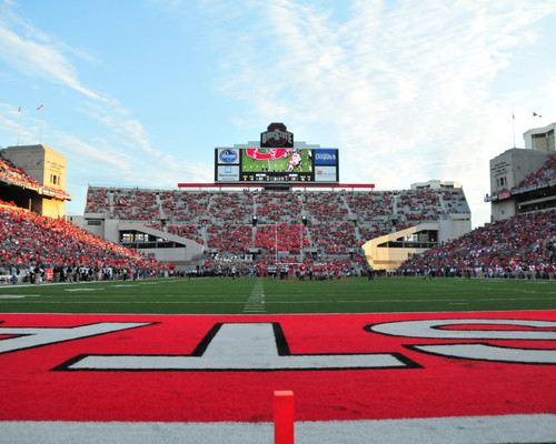 2011 Stadium Ohio State Buckeyes Licensed Unsigned Photo (2)