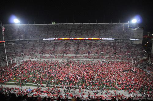 2011 Stadium Ohio State Buckeyes Licensed Unsigned Photo (4)