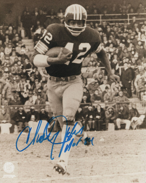 Charley Taylor Washington Redskins 8-2 8x10 Autographed Photo - Certified Authentic