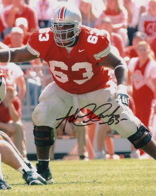 Adrien Clarke Ohio State Buckeyes 8-2 8x10 Autographed Photo - Certified Authentic