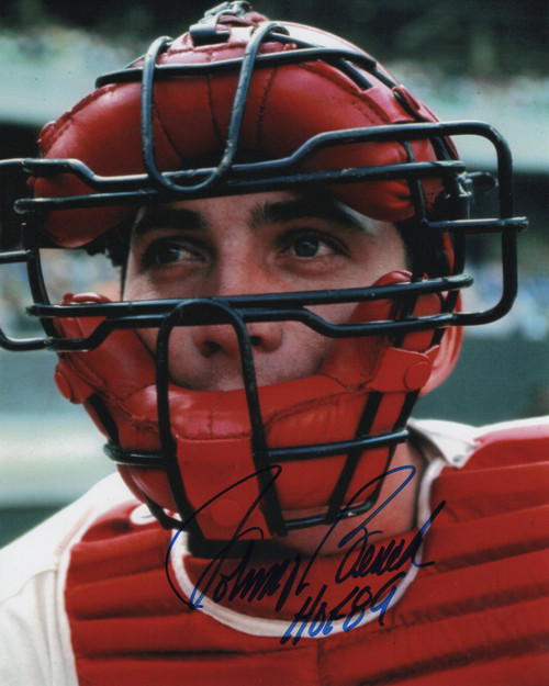 Johnny Bench Cincinnati Reds 8-2 8x10 Autographed Photo - Certified Authentic