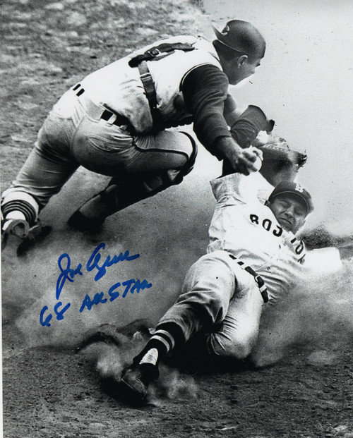 Joe Azcue Cleveland Indians 8-1 8x10 Autographed Photo - Certified Authentic