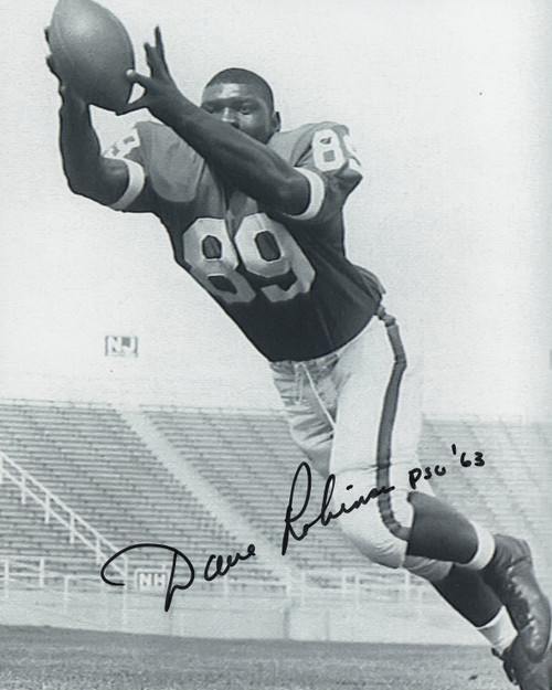 Dave Robinson Penn State Nittany Lions 8-1 8x10 Autographed Photo - Certified Authentic
