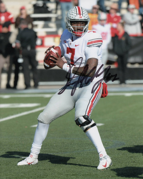 Dwayne Haskins Ohio State Buckeyes 8-5 8x10 Autographed Photo - Certified Authentic