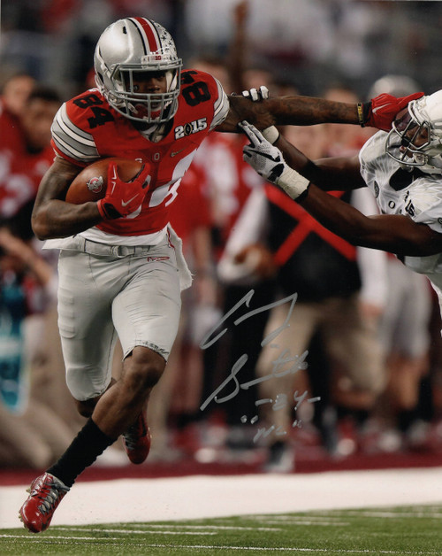 Corey Smith Ohio State Buckeyes 8-1 8x10 Autographed Photo - Certified Authentic