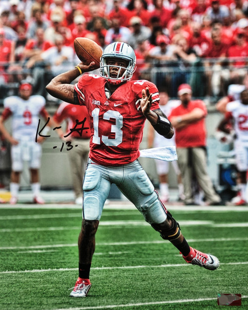 Kenny Guiton Ohio State Buckeyes 16-2 16x20 Autographed Photo - Certified Authentic
