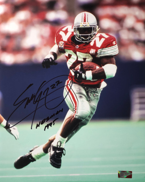 Eddie George Ohio State Buckeyes 16-8 16x20 Autographed Photo - Certified Authentic