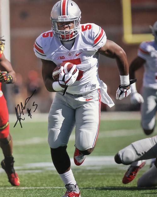 Raekwon McMillan Ohio State Buckeyes 16-1 16x20 Autographed Photo - Certified Authentic