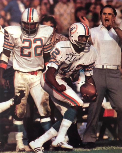 Paul Warfield Miami Dolphins 16-1 16x20 Autographed Photo - Certified Authentic