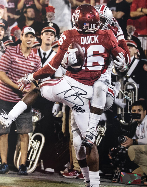 Noah Brown Ohio State Buckeyes 11-1 11x14 Autographed Photo - Certified Authentic