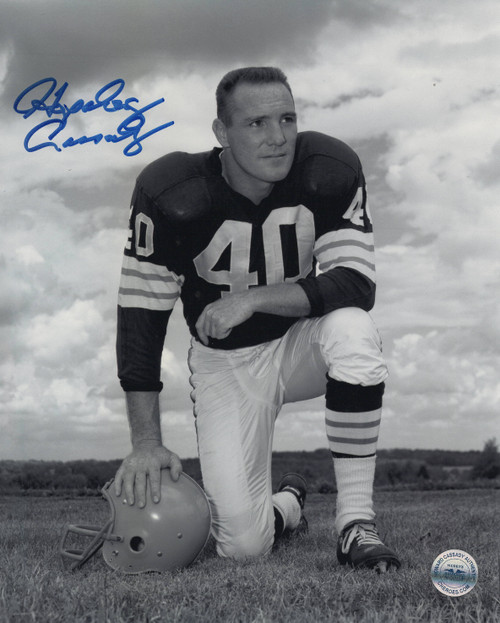 Hopalong Cassady Cleveland Browns 8-1 8x10 Autographed Photo - Cassady Hologram