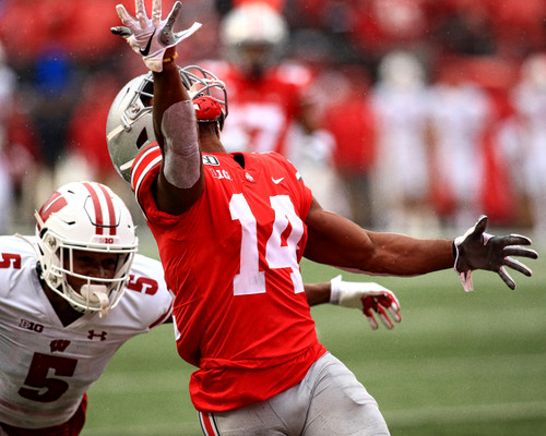 KJ Hill Ohio State Buckeyes Licensed Unsigned Photo 9